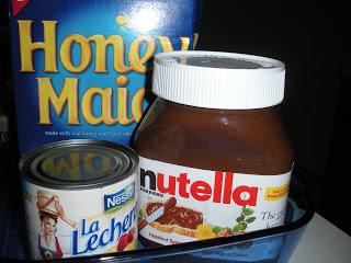 Receta: Marquesa de Nutella (Torta Fría)