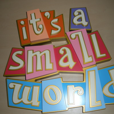 It's A Small World Nursery en el Disney Dream