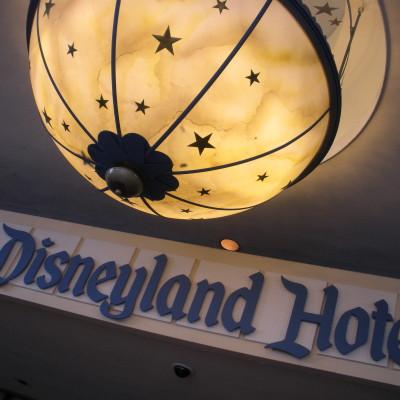 De Visita en Disneylandia…