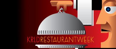 A Celebrar el KRLD Restaurant Week en Dallas