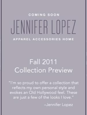 Jennifer Lopez y Su Linea de Ropa Para Kohl's