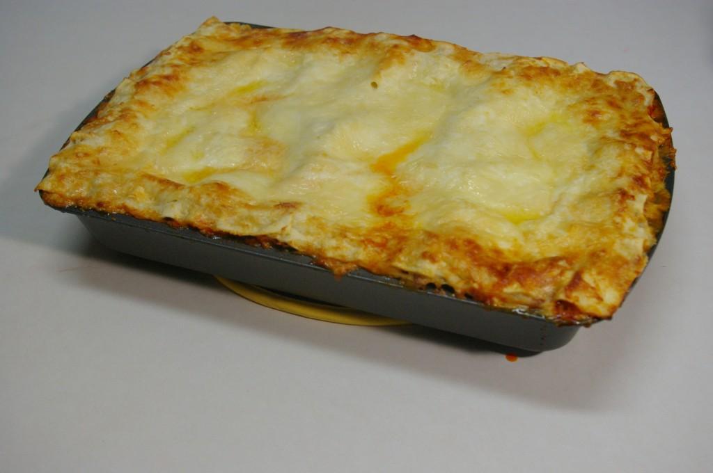 Receta de Pasticho Venezolano con Salsa Bechamel