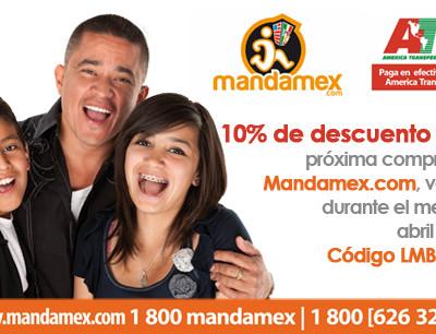 Sorprende a Mamá en su Día con un Obsequio de #Mandamex
