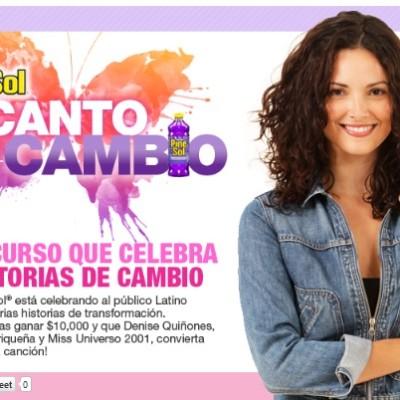 Participa en 'Un Canto Al Cambio' y Gana un iPod Shuffle en mi Blog