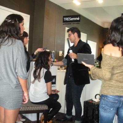 New York Fashion Week SS 2013 y La Suite de Tresemme
