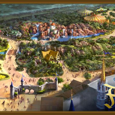New Fantasyland, la Expansión Más Grande en la Historia de Magic Kingdom en Walt Disney World Resort