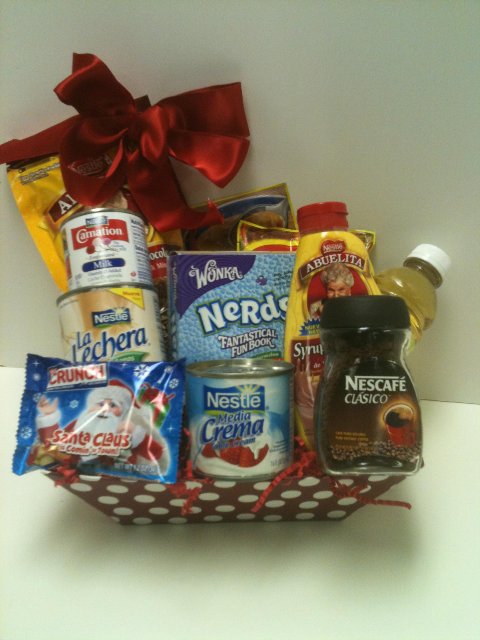 Nestle Holiday Basket