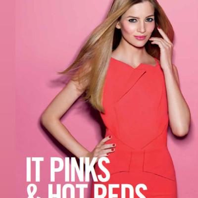Bobbi Brown, Pink & Red Collection