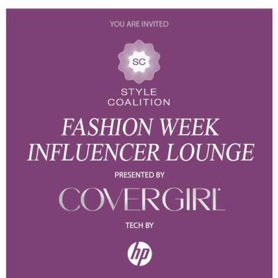 COVERGIRL y el Fashion Week Influencer Beauty Lounge