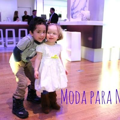 Videos de Moda para Niños