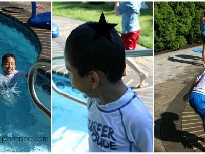 Seguridad Para los Niños en las Piscinas (Albercas)