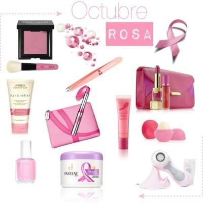 Productos de Belleza por una Causa. #OctubreRosa