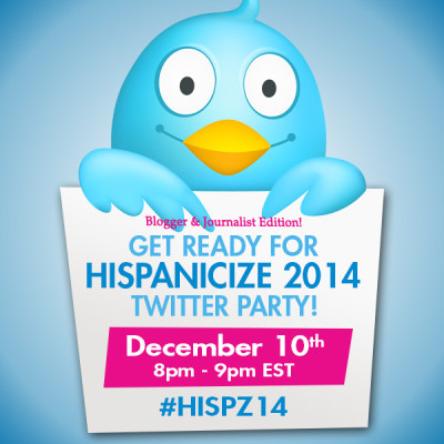 Evento en Twitter: Prepárate para Hispanicize 2014