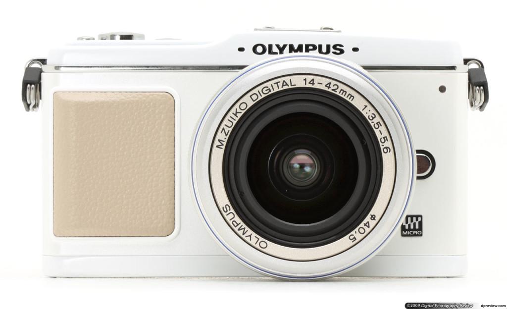 Camara Olympus Pen E-P5