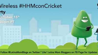 Mantén la conexión con tu herencia en Fiesta Twitter Cricket Wireless #HHMconCricket