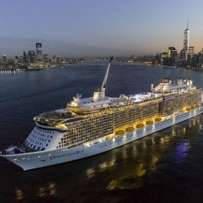 El Quantum of The Sea del Royal Caribbean