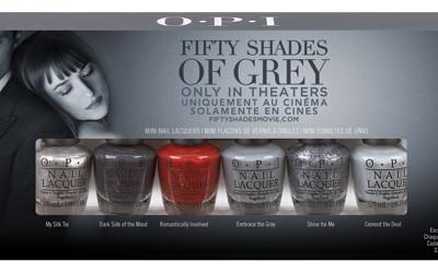 Las 50 Sombras de Grey con OPI + SORTEO