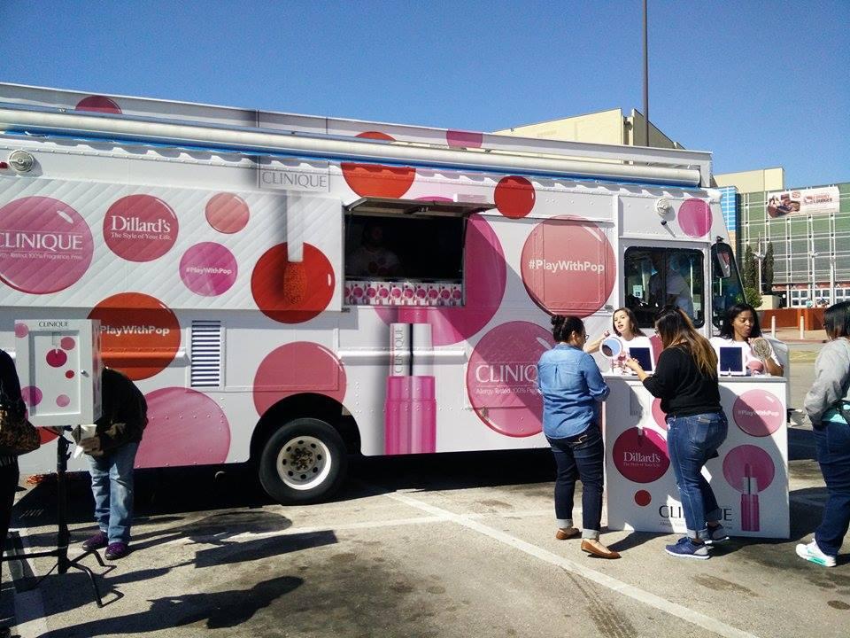Food Truck de Clinique