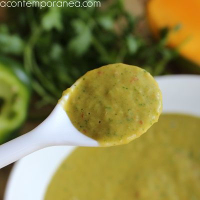 Guasacaca Venezolana de Mango