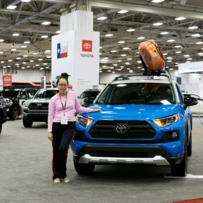DFW Auto Show 2019