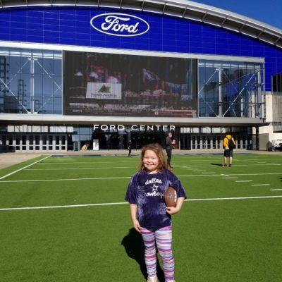 Campamento Vacacional de Los Dallas Cowboys