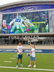 Youth Academy Camps- Dallas Cowboys