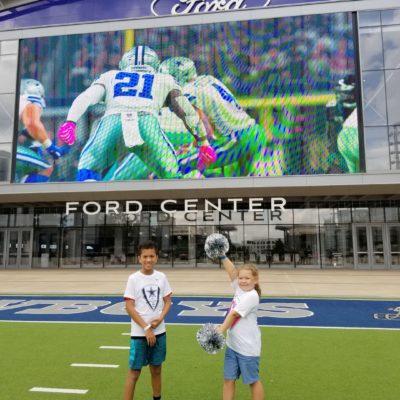 Así Culminó el Youth Academy Camps 2019 de los Dallas Cowboys