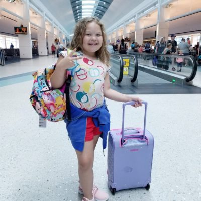 How to Travel with Kids During the Holidays!